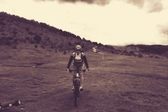 En bici a Segovia